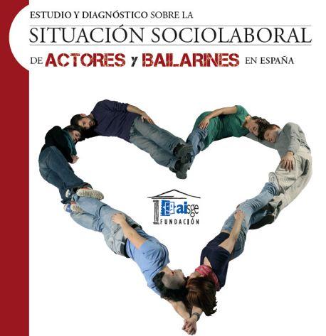 AISGE estudio situación actores en Espana